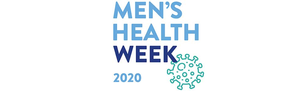 Men's Health Week: Take Action on COVID-19