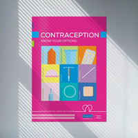 A3 Contraception Poster (Pack of 5)