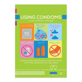 A3 Using a condom Poster (Pack of 5)