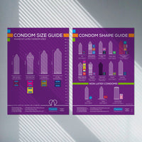 A4 Shape & Size Guide (Pack of 5)