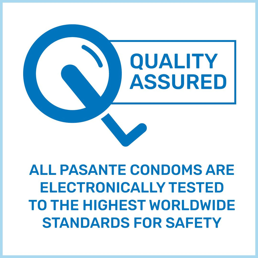 Unique Non-Latex Condom 12 Pack