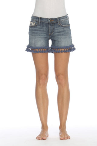 Driftwood Connie 'Mural' Shorts