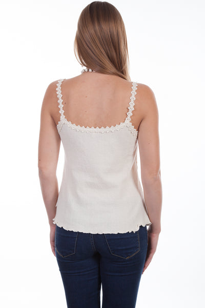 Cotton Layered Cami