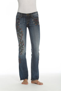 Driftwood 'Strawberry 2' Boot Cut Kelly Jeans