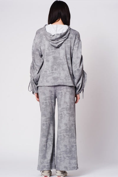 Palermo Blue Grey Sweatshirt