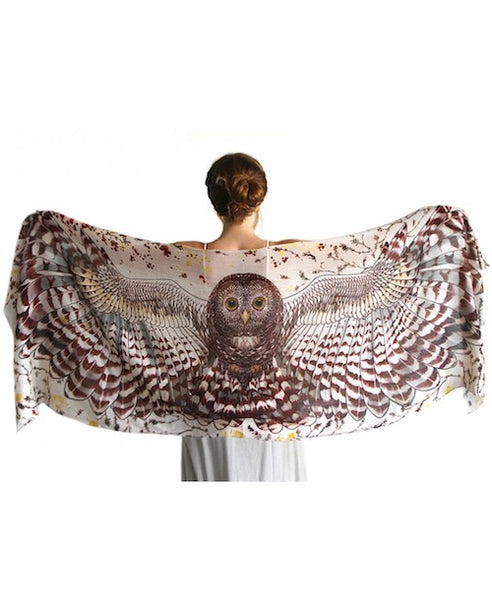 Day Owl Wings