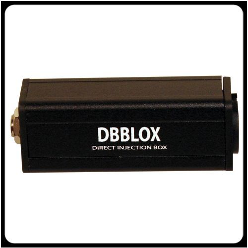 RAPCO HORIZON (DBBLOX)   Direct Box (High to Low Signal Conversion) 1/4