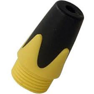 (2 Pack) Brand New Neutrik (BPX-4-Yellow) Colored Boot for 1/4 Inch PX-Series.