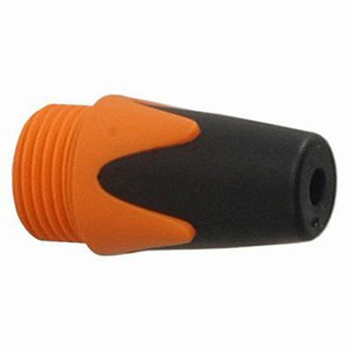 (2 Pack) Brand New Neutrik (BPX-3-Orange) Colored Boot for 1/4 Inch PX-Series.