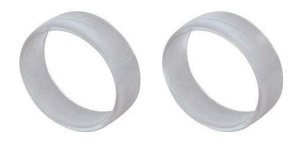 (2 pack) Neutrik  XXCR Clear Coding Ring to Label XX series XLR Connectors