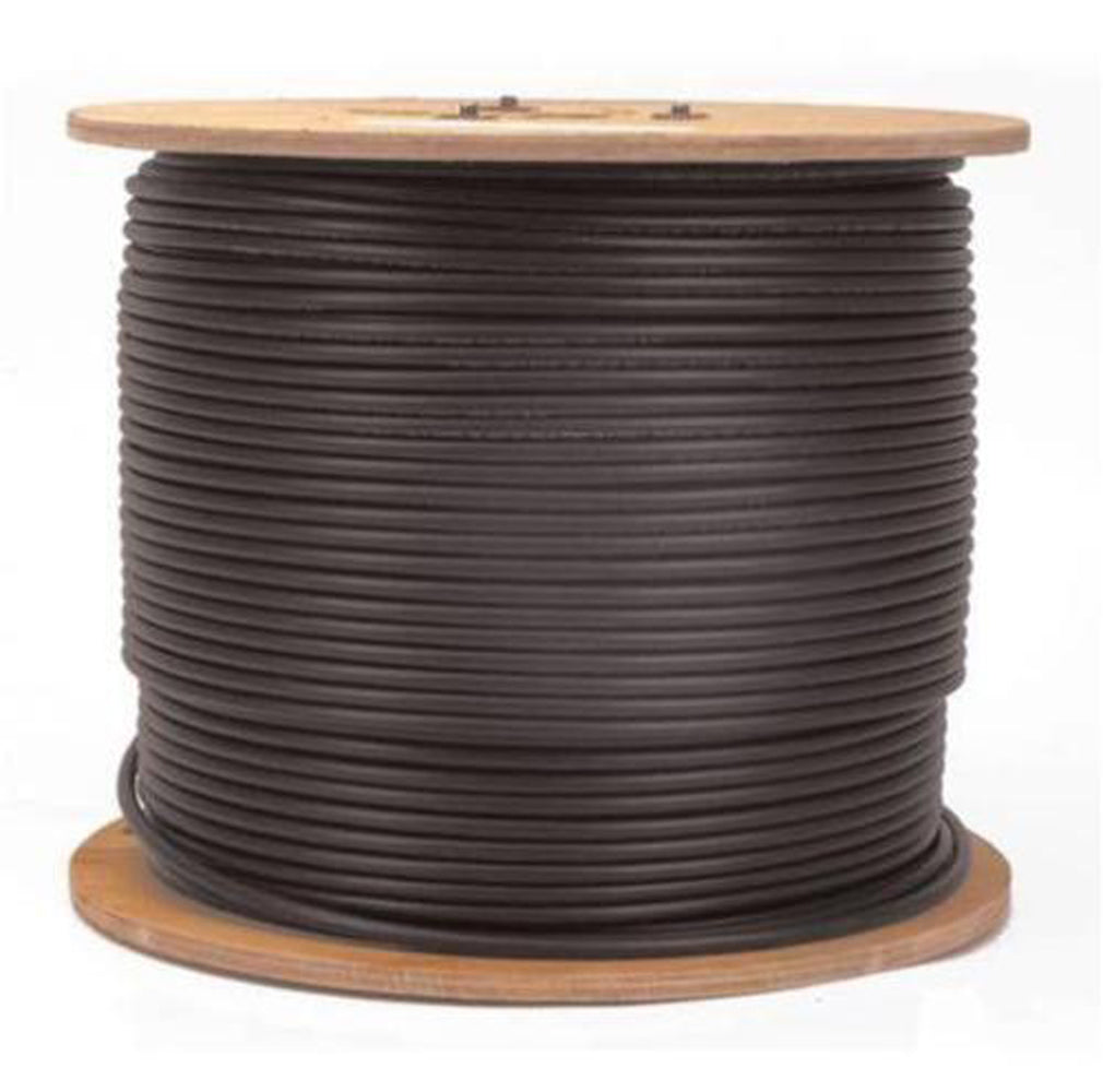 * 18ga Bulk Commercial Speaker Cable Wire 500' Spool, Rapco ProCo Wire, USA Made