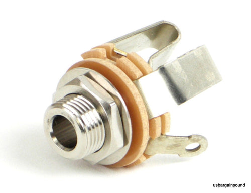 Switchcraft S12B  3 conductor .210