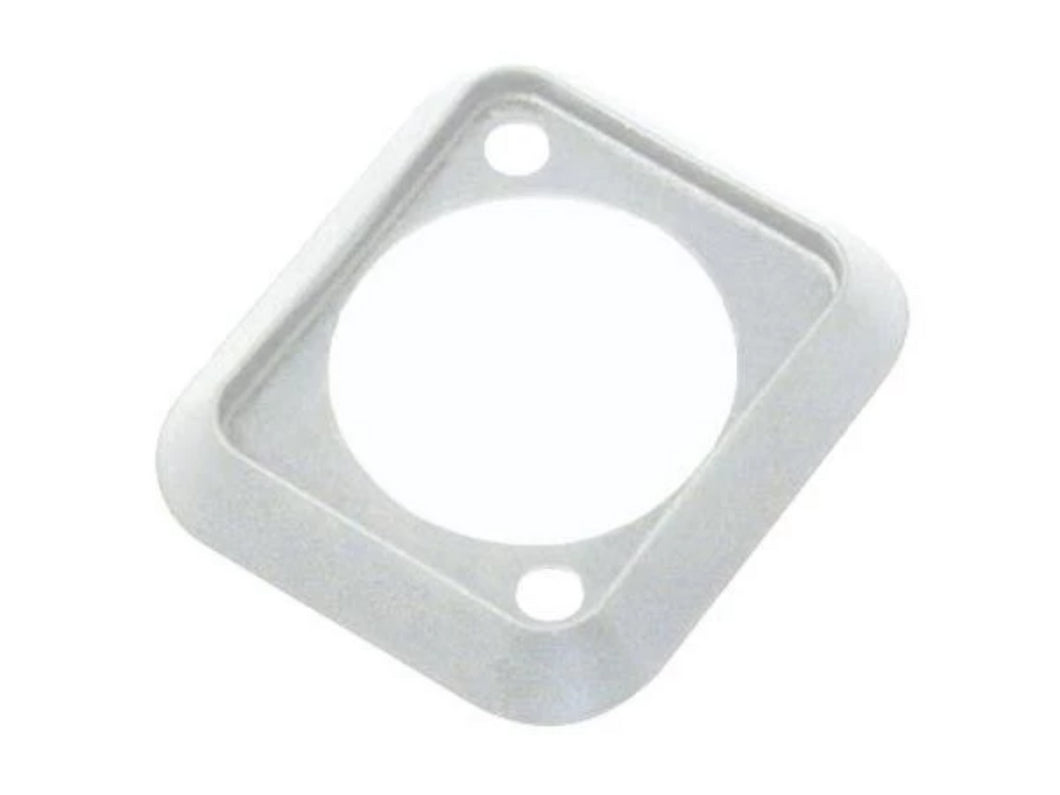 Neutrik SCDP-9   White Color Coded Sealing Gasket for D-size Chassis Connectors