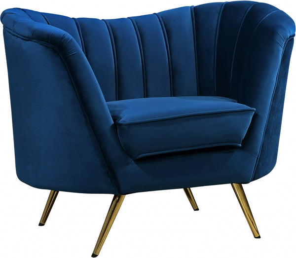 Margo Velvet Chair