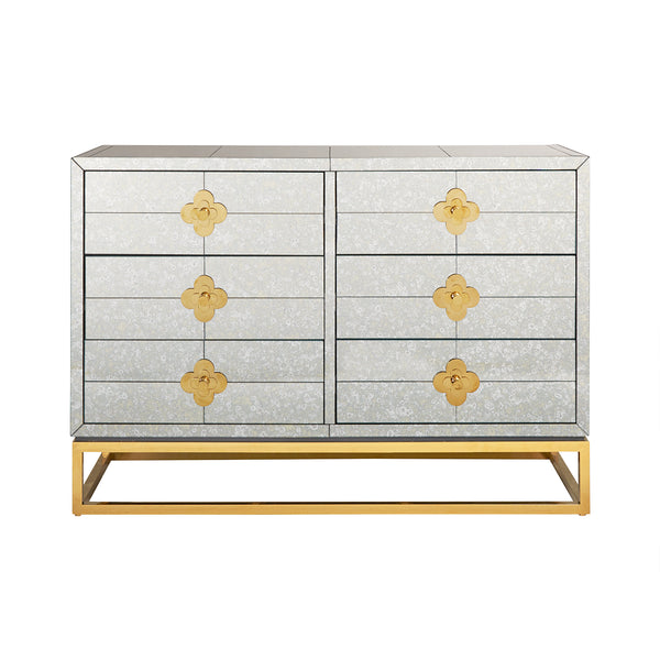 Delphine 6-Drawer Dresser