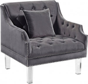 Roxy Velvet Chair