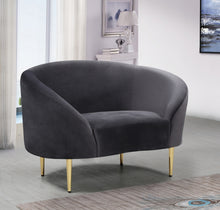 Ritz Velvet Chair