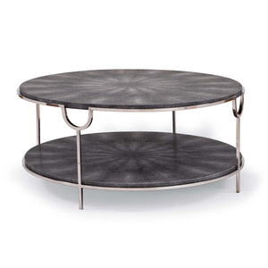 Vogue Shagreen Cocktail Table