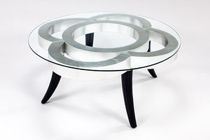 4441 Coffee Table Silver