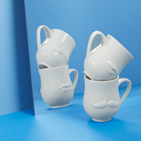 Mr. & Mrs. Reversible Mug