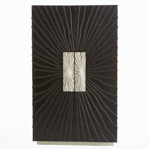 Pleated Cabinet-Tall