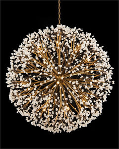 Spherical Thirty Light Chandelier