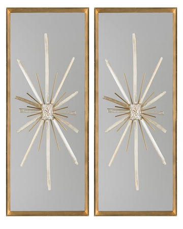 North Star Wall Decor Set of 2