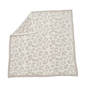 BAREFOOT DREAMS: The COZYCHIC® BAREFOOT IN THE WILD BABY BLANKET