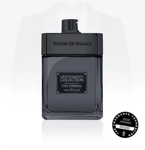 HOUSE OF SILLAGE: The Formal - Luxury Men's Parfum
