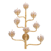 Agave Americana Wall Sconce - Center View