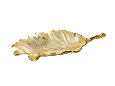 Single Gold Leaf Dish