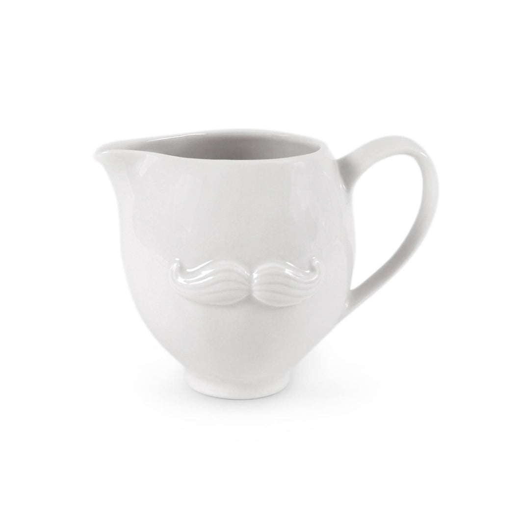 Muse Reversible White Creamer