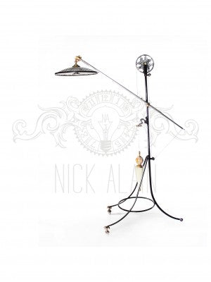 Picardy floor lamp
