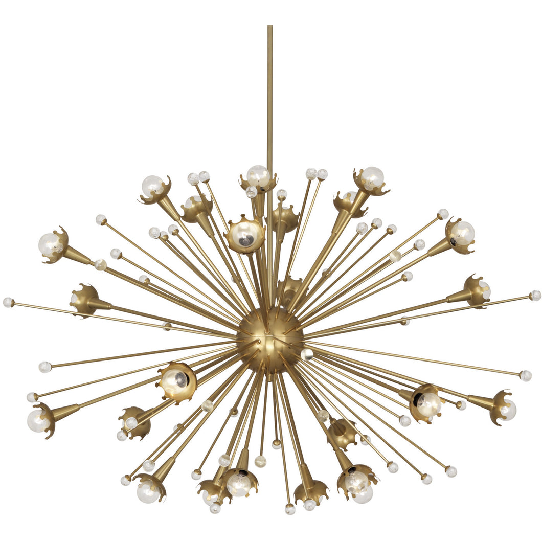 Giant Sputnik Chandelier