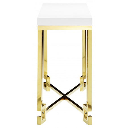 Sofia Console Table White