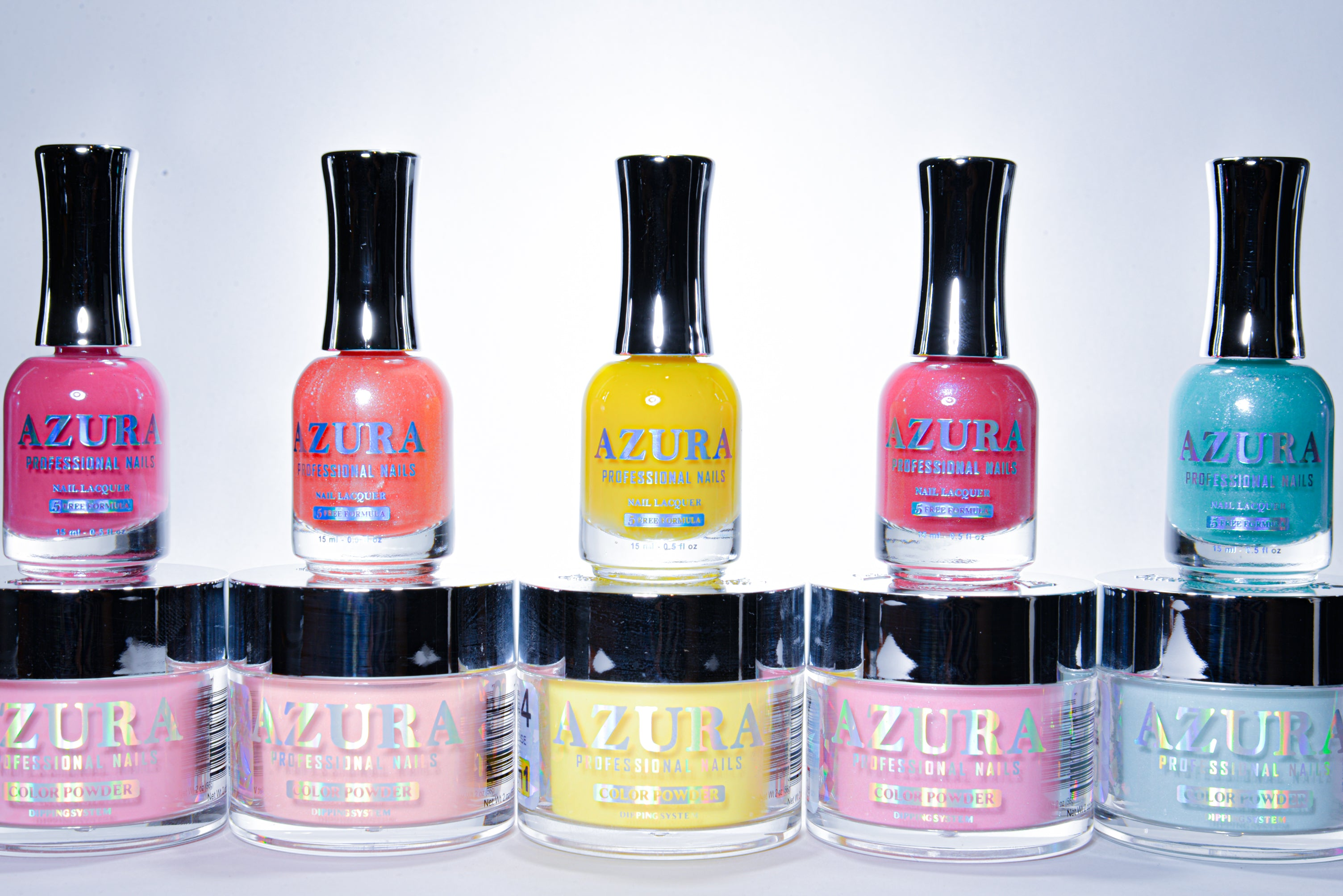 AZURA 3in1 - Gel Lacquer & Dip Powder only