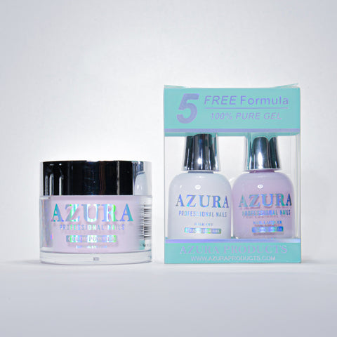 AZURA 3in1 - Gel Lacquer (0.5oz/15ml) & Dip Powder (2oz) - #005