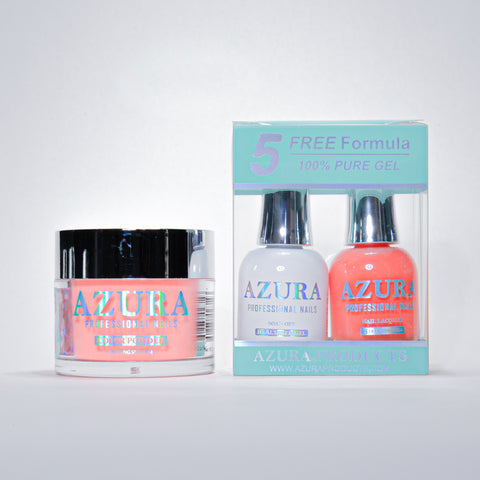 AZURA 3in1 - Gel Lacquer (0.5oz/15ml) & Dip Powder (2oz) - #006