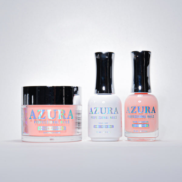 AZURA 4in1 - Gel Lacquer Dip Dap Powder - #012