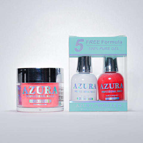 AZURA 3in1 - Gel Lacquer (0.5oz/15ml) & Dip Powder (2oz) - #014
