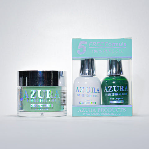 AZURA 3in1 - Gel Lacquer (0.5oz/15ml) & Dip Powder (2oz) - #021