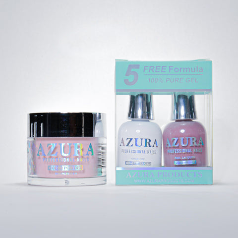 AZURA 3in1 - Gel Lacquer (0.5oz/15ml) & Dip Powder (2oz) - #022