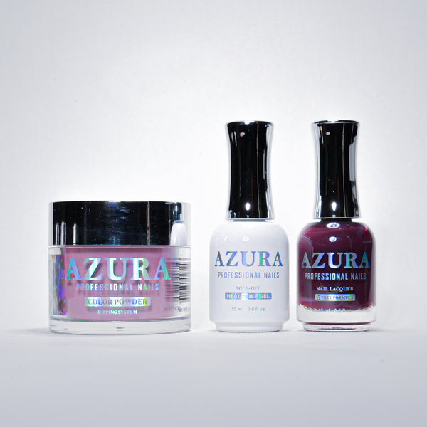 AZURA 4in1 - Gel Lacquer Dip Dap Powder - #027