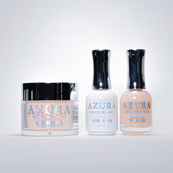 AZURA 4in1 - Gel Lacquer Dip Dap Powder - #002