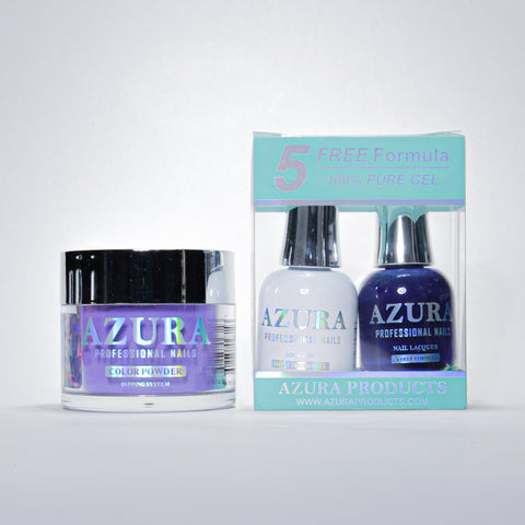 AZURA 3in1 - Gel Lacquer (0.5oz/15ml) & Dip Powder (2oz) - #032