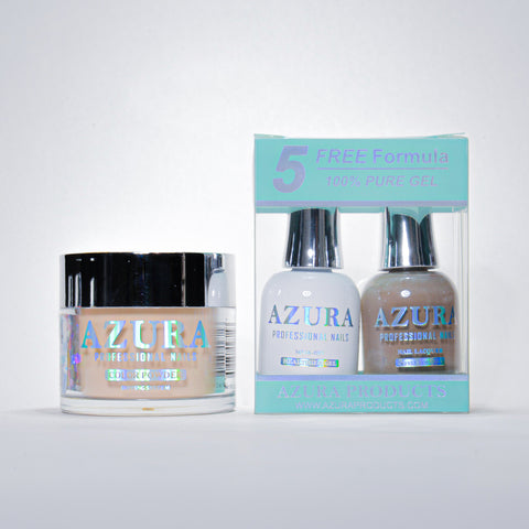 AZURA 3in1 - Gel Lacquer (0.5oz/15ml) & Dip Powder (2oz) - #034