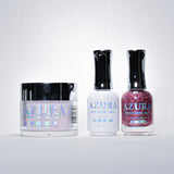 AZURA 4in1 - Gel Lacquer Dip Dap Powder - #035
