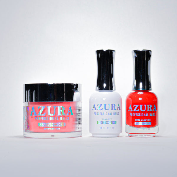 AZURA 4in1 - Gel Lacquer Dip Dap Powder - #037