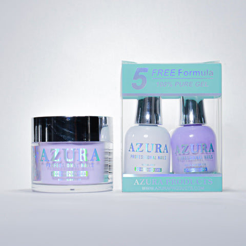 AZURA 3in1 - Gel Lacquer (0.5oz/15ml) & Dip Powder (2oz) - #038