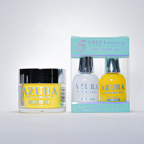 AZURA 3in1 - Gel Lacquer (0.5oz/15ml) & Dip Powder (2oz) - #044